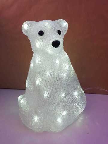 Светодиодная фигура Медведь