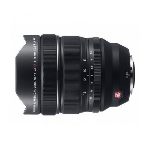 Fujifilm XF 8-16mm f/2.8R LM WR
