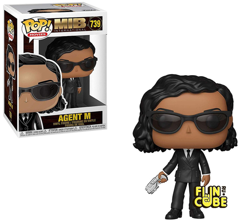 Funko Men In Black: Agent M (No.739)