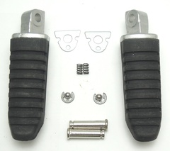 Подножки задние для мотоцикла Suzuki GSX-R1300 Hayabusa 08-15, GSF650/1250 Bandit 07-12 и др.
