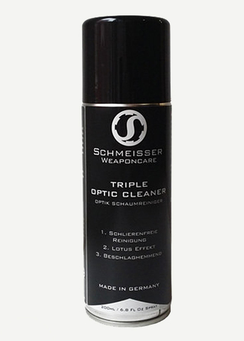 Schmeisser Triple Optic Cleaner