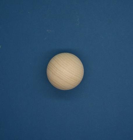 056-6523 Шар деревянный, 4см