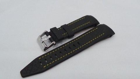 Ремешок кожаный для часов Восток Европа Луноход-2 620A505 6205188 6205206
