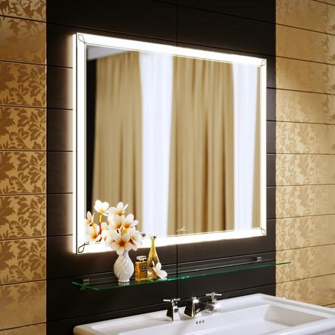 Зеркало с подсветкой Retro