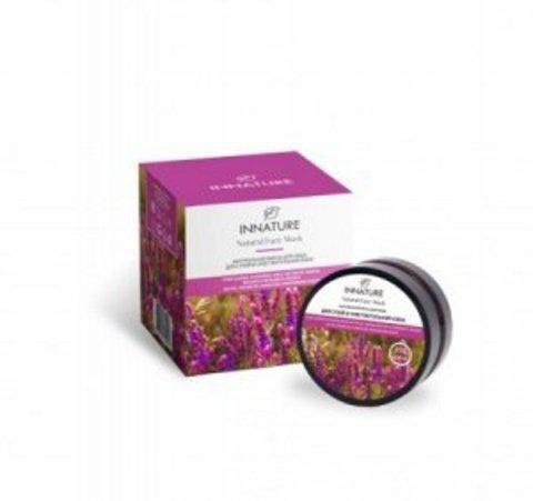 Маска для лица для сухой и чувствительной кожи 50мл (INNATURE)
