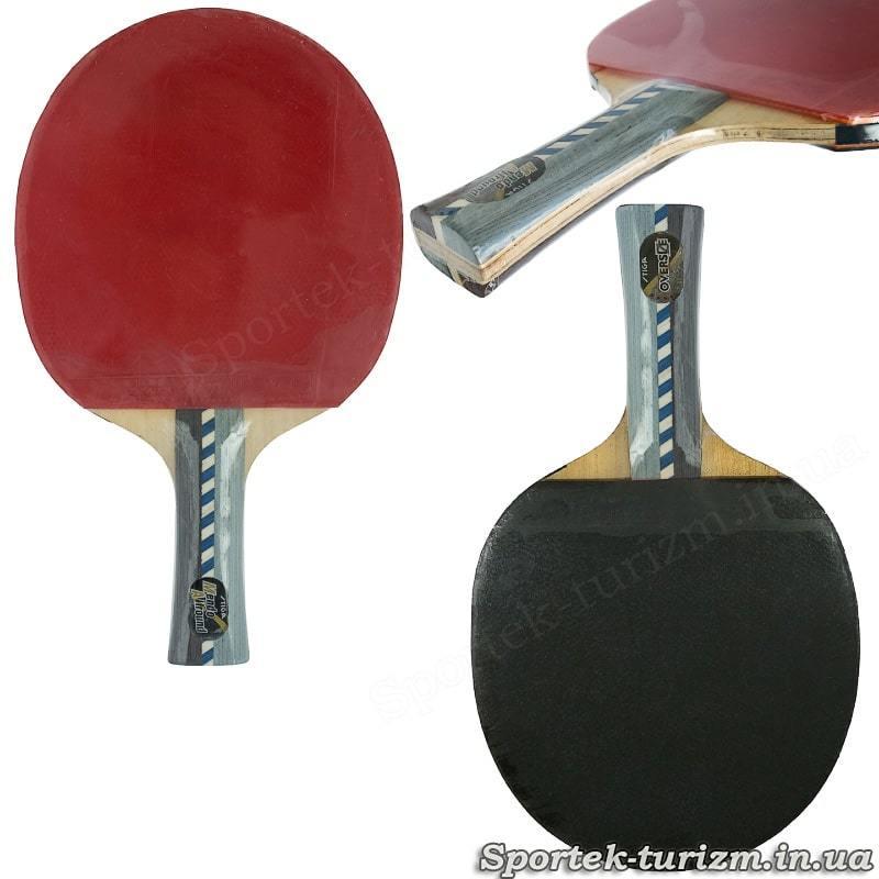 Ракетка для настольного тенниса Stiga Mendo Allround 5*