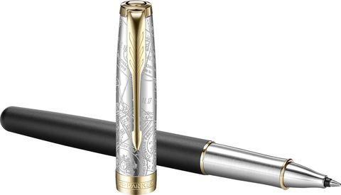 Ручка-роллер Parker Sonnet Special Edition 2018 Impression Matte Black GT123