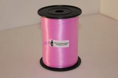 Лента простая (0,5 см*500 м) Ярко-розовая