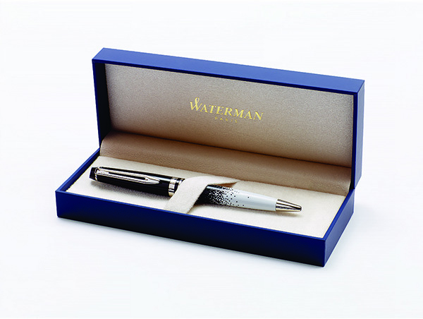 Waterman Expert Ombres & Lumieres CT, шариковая ручка, M