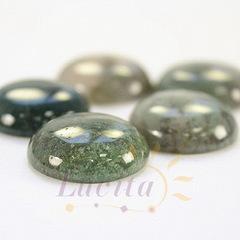 Кабошон круглый Агат Индийский, 20 мм