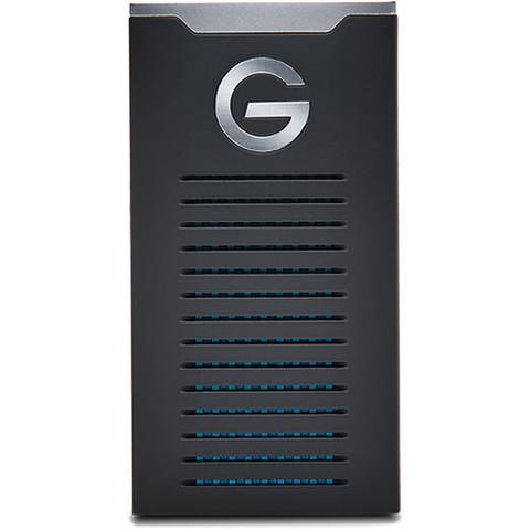 SSD диск внешний G-Technology 2TB G-DRIVE R-Series USB 3.1 Type-C mobile SSD
