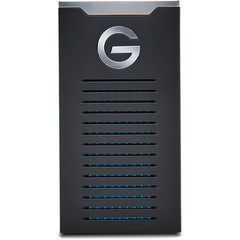 SSD диск внешний G-Technology 2TB G-DRIVE R-Series USB 3.1 Type-C mobile SSD