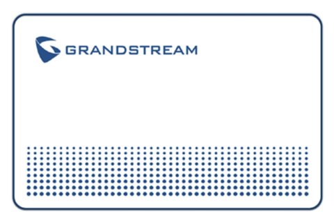 Grandstream GDS37x0-CARD - Комплект карт RFID (100 шт)