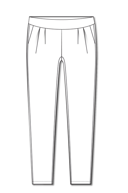 Комплект Чинос брюки
