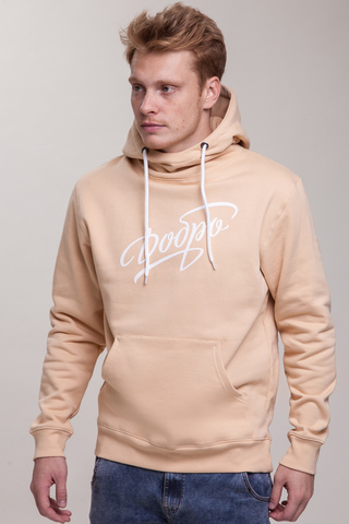 Худи ЗАПОРОЖЕЦ DOBRO NECK HOODIE HONEY BEACH