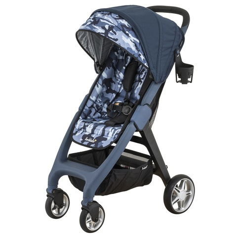 Larktale Коляска Chit Chat Stroller Longreef Navy