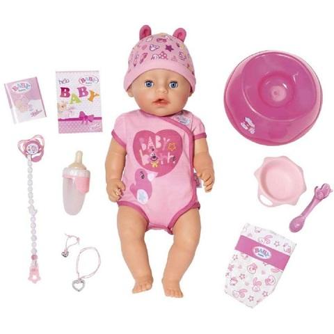 Беби Бон кукла интерактивная 43 см