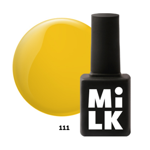 Гель-лак Milk Simple 111 Mustard, 9мл.
