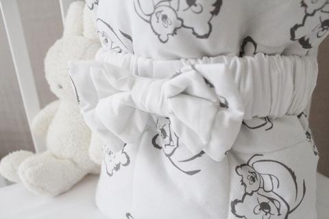 Демисезонное одеяло - Конверт на выписку Тедди