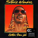 Stevie Wonder / Hotter Than July (LP)