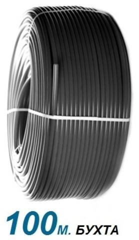 Труба Stout 20 х 2,8 из сшитого полиэтилена PEX-a серая бухта 100 м. (SPX-0001-002028)