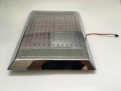 Верхний душ  с LED подстветкой 32,5х24,5см.  DC5001