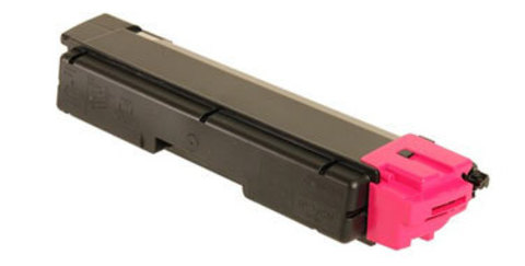Совместимый картридж Kyocera TK-5150M, малиновый для Kyocera® ECOSYS M6035/6535. Ресурс 10000 копий.