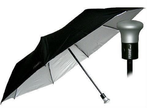 Зонт складной Ferre GF 199-2 Silver Dome