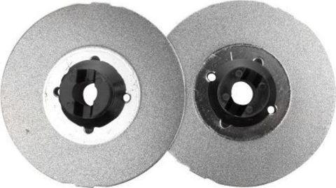 Комплект запасных алмазных дисков для точилок Chefs Choice СН/120, СН/1520 (2 этап) и СН/130, CH/320, СН/312 (1этап) модель R 120802