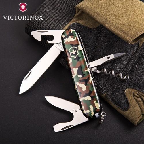 Складной нож Victorinox Spartan Camouflage (1.3603.94) 91 мм., 12 функций, камуфляжный - Wenger-Victorinox.Ru