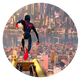 Soundtrack / Daniel Pemberton: Spider-Man - Into The Spider-Verse (Picture Disc)(2LP)