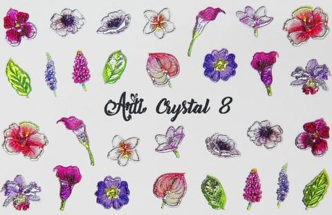 Слайдер Arti CRYSTAL № 008