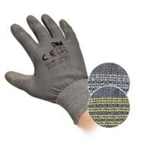 3М Защитные перчатки с ПУ-покрытием, размер 10 63512