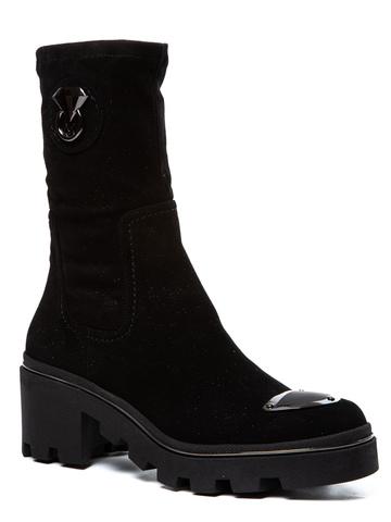 Замшевые ботинки Mara 190 со стрейчем