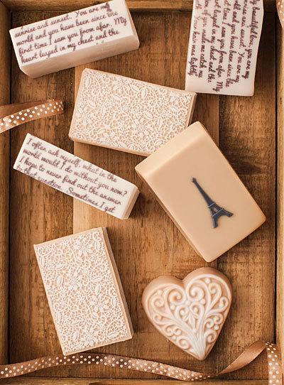 Текстурный лист Письмо. Примеры работ
