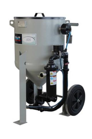 Абразивоструйная установка DSG®-160 литров с дистанционным управлением
