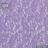 Хлопково-вискозное кордовое кружево лавандового цвета