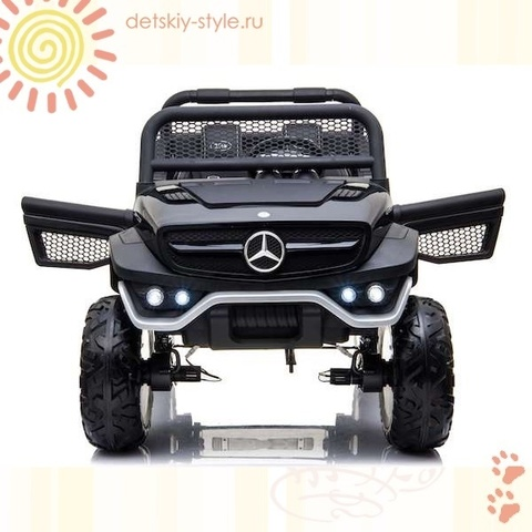 Unimog Concept 4WD