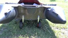 Транцевые колеса для лодок Polar Bird