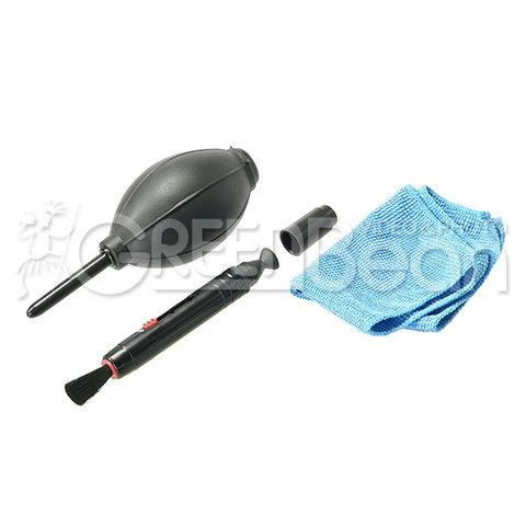 Набор для чистки оптики GreenBean Perfect Clean RIT-01