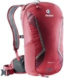 Велорюкзак Deuter Race X 12 Cranberry-Maron