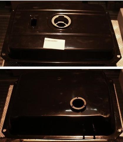 Бак топливный DDE DG6000-3E/DW190AE 11.5 l (029012900102)