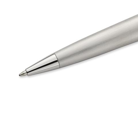 Шариковая ручка Waterman Expert 3, цвет: Stainless Steel CT, стержень: Mblue123