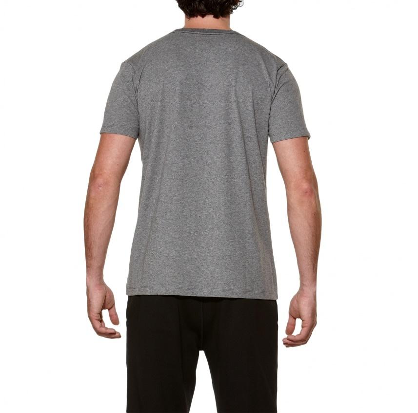 Мужская футболка Asics Graphic SS Top (125074 0773)