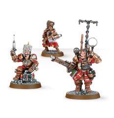 Vostroyan Command Squad
