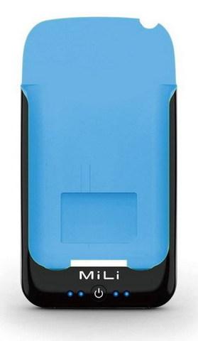 MiLi Power Pack (HI-C10) – дополнительный аккумулятор для iPhone 3G(S) (Blue)