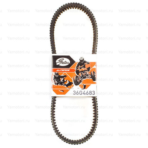 Ремень вариатора GATES G-FORCE 36G4683 1219 мм х 35 мм (Arctic Cat 0627-010)