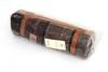 Элитный плед -покрывало Vandyck коричневый от Luxberry