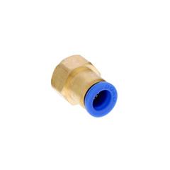 Соединитель быстросъемный с 1/2 на 10 мм (мама...