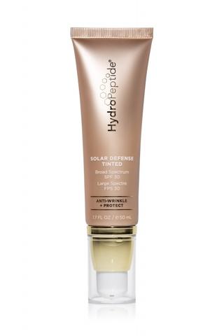 HYDROPEPTIDE | Увлажняющий и выравнивающий тон кожи крем для лица с тональным эффектом SPF 30, (50 мл)